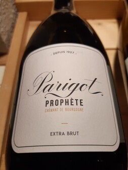 Parigot 'Prestige' 2010, Parigot & Richard, Savigny-les-Beaune